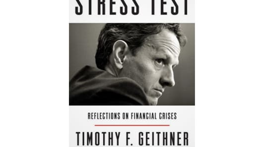 Timothy Geithner's new book, Stress Test.