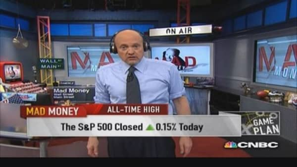 All in for value next week: Cramer