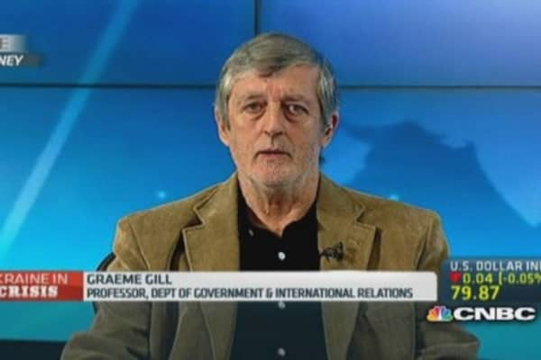 Why the Eastern Ukraine vote is worrying: Professor