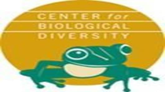 Center for Biological Diversity Secondary Logo