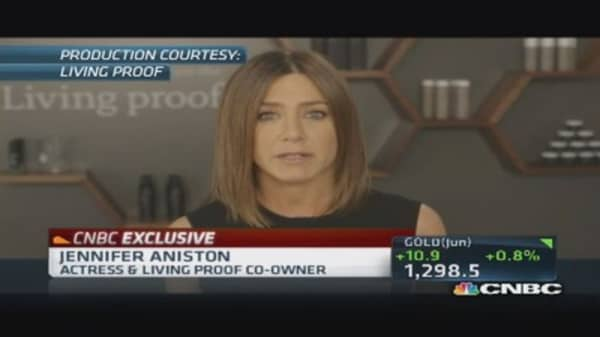 Jennifer Aniston: From the 'Rachel' to hair care biz