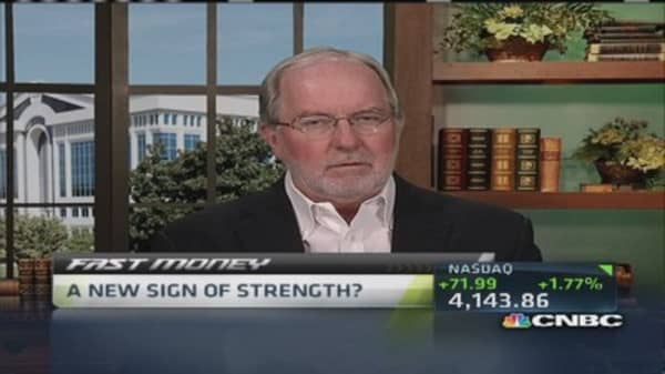 More going on than China: Gartman