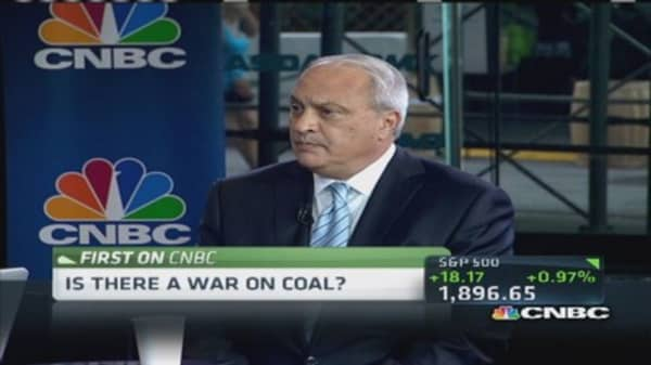 FirstEnergy CEO: Country needs coal