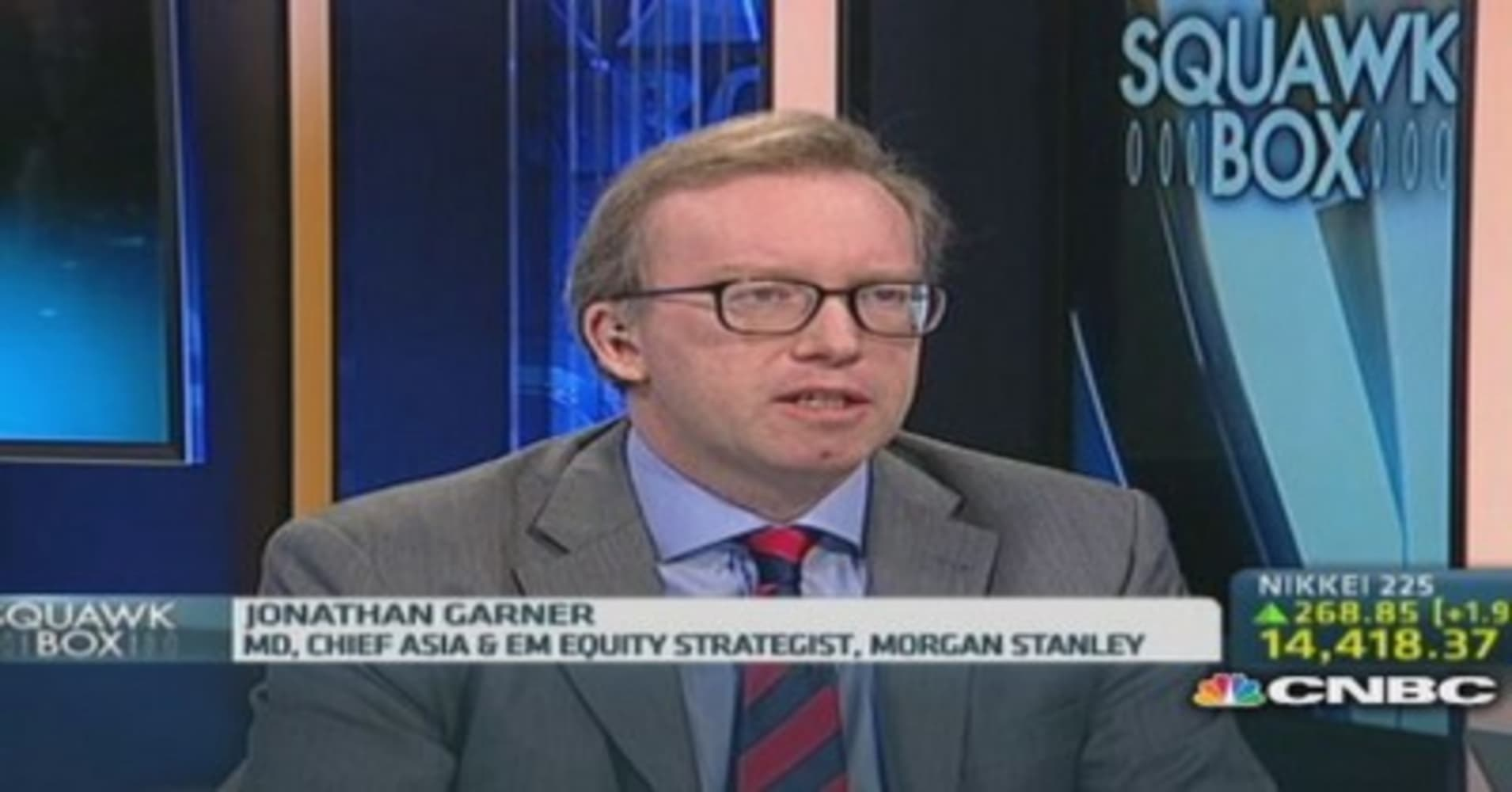 Morgan Stanley: Dislike Thailand, bullish on India