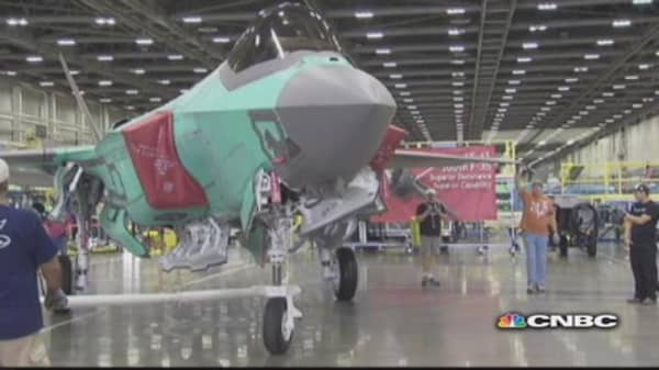 F-35: A flying computer