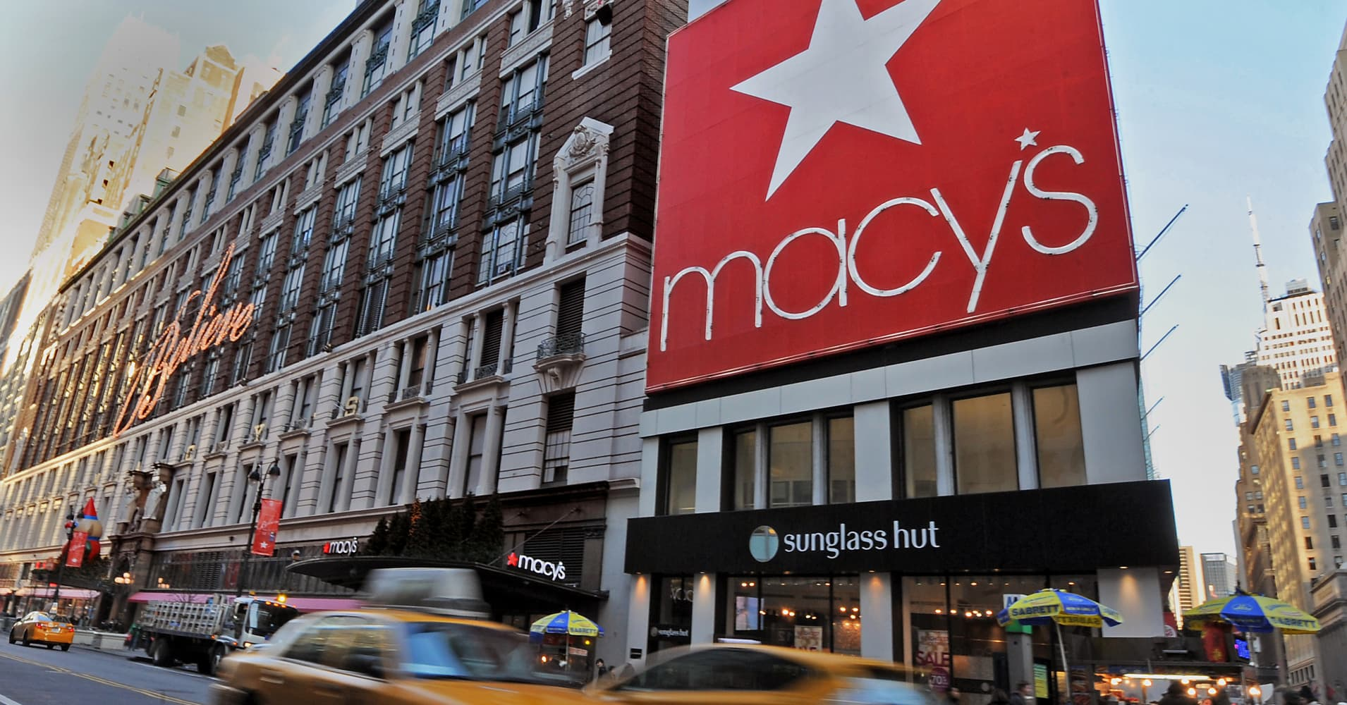 Macy's closing 14 stores as part of restructuring