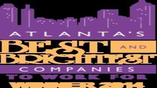 Atlanta's Best and Brightest Companies logo