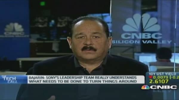 Speed is critical for Sony: Pro