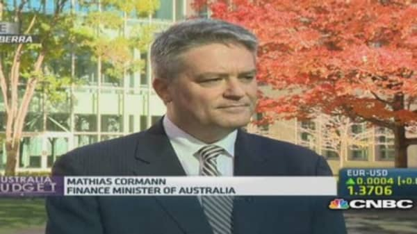 Australia Fin Min: Budget is 'honest and fair'