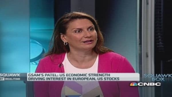 US recovery will be 'gorilla' of global growth: Pro