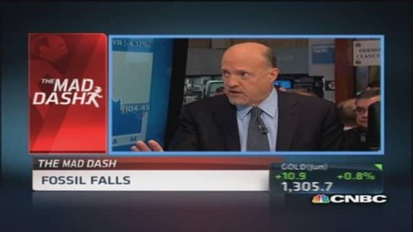 Cramer's Mad Dash: Buy TTWO