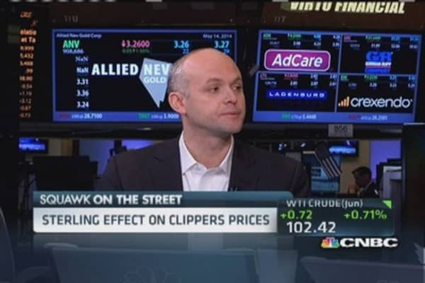 Sterling fiasco impacts Clippers prices: TiqIQ CEO