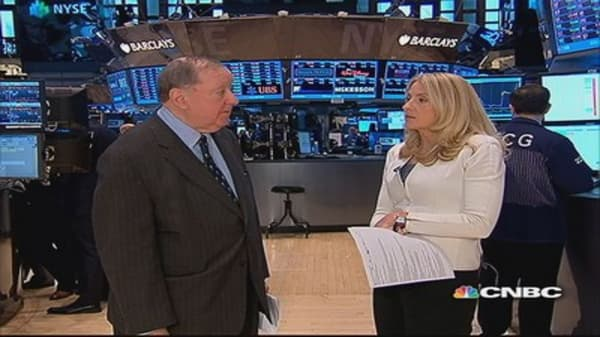 Cashin says: Watching weakness in Nasdaq & the Russell