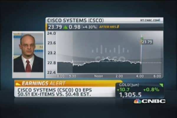 Don't see how Cisco will grow: Pro
