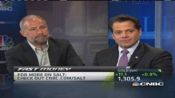 Key SALT theme: Bet against bond market