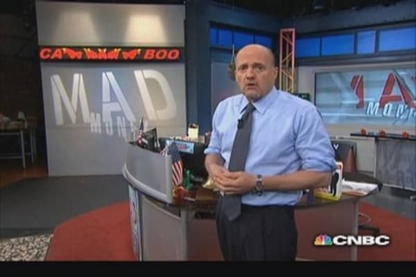 America's gone frugal: Cramer