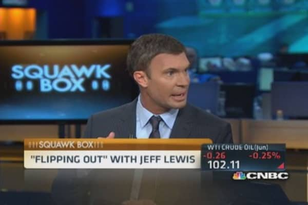 'Flipping Out' with Jeff Lewis