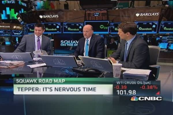 Cramer: Tepper does matter