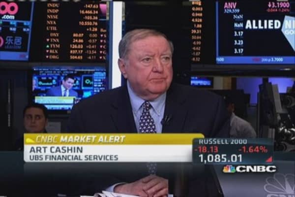 Cashin: Watch deflationary pressures