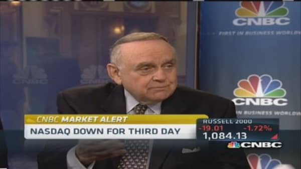 Leon Cooperman 'reasonably fully invested'