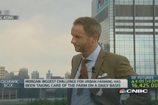 JLL: Why we like urban farming