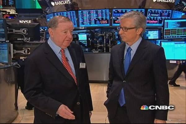 Cashin says: Fear of deflation