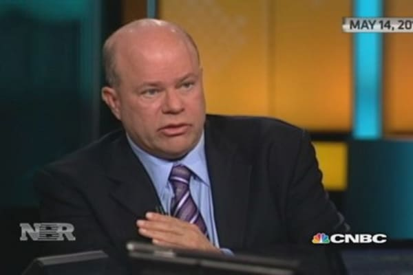 When David Tepper speaks, Wall Street listens