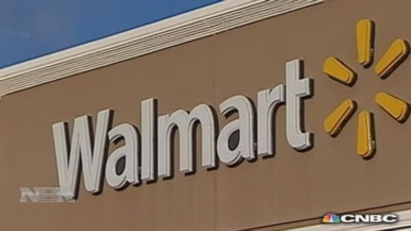 Wal-mart posts disappointing results