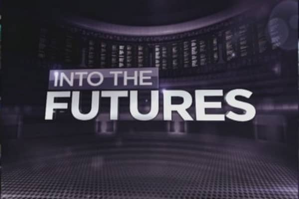 Into the futures: Key housing data