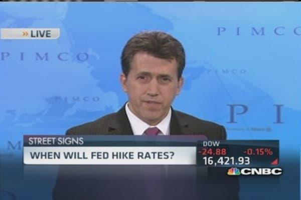 Fed's Bullard says Fed should start rate hikes Q1 2015