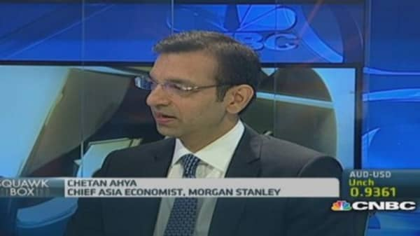 Morgan Stanley: Predict India GDP at 6.5 to 7.5%