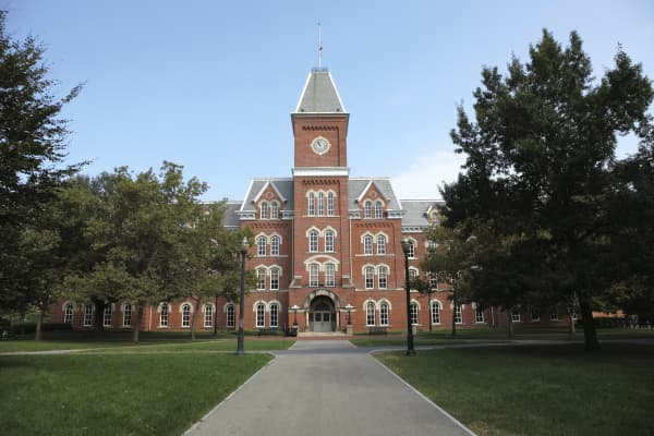 Ohio State University.