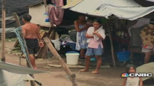 Tacloban returns to life after Typhoon Haiyan