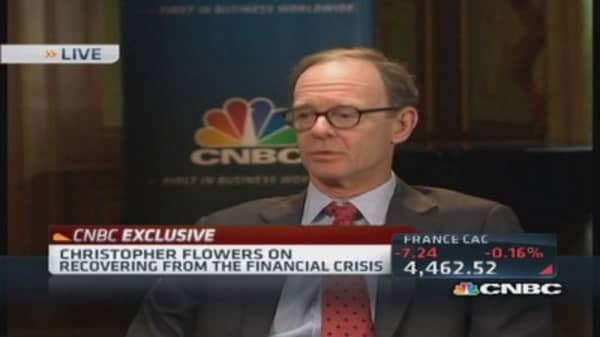 Flowers on state of US economy