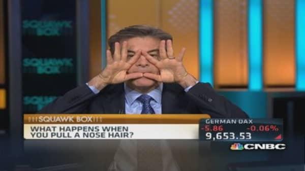 Dr. Oz: What happens when...