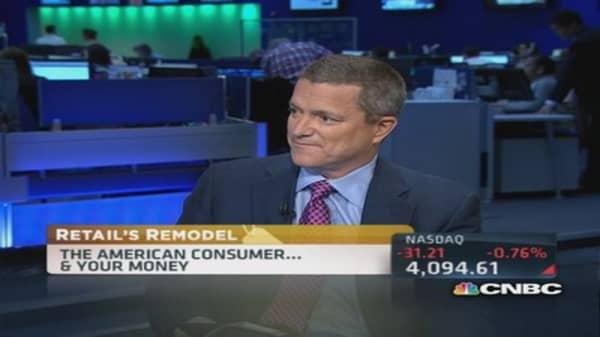 Consumer spending elsewhere: Pro
