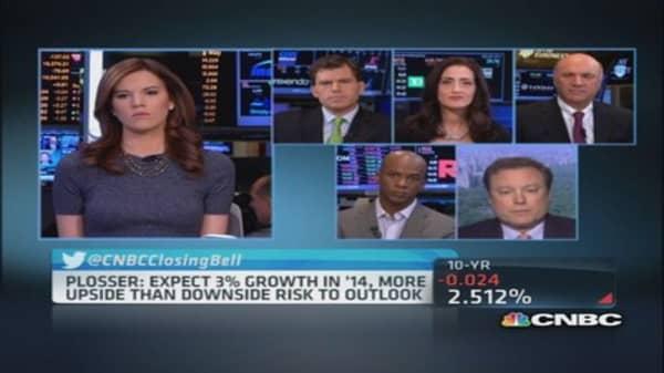 Pro: Economy entering recession