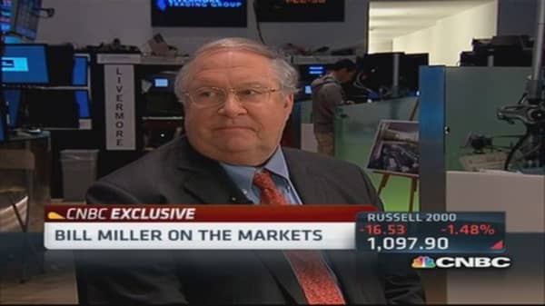 Bill Miller: Great market for investors