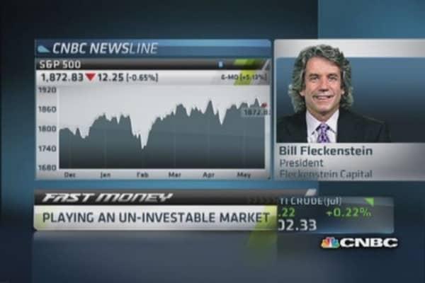 The 'un-investable' market