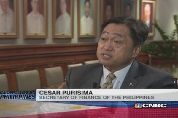 Philippines is open for business: Finance Secretary