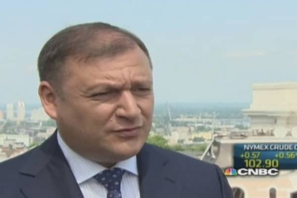 Party of Regions wants a united Ukraine: Dobkin