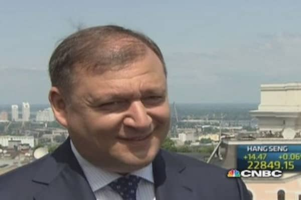 Poroshenko won't do anything surprising: Dobkin