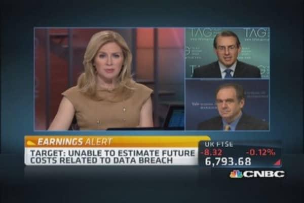 Target misses Q1 profit estimates