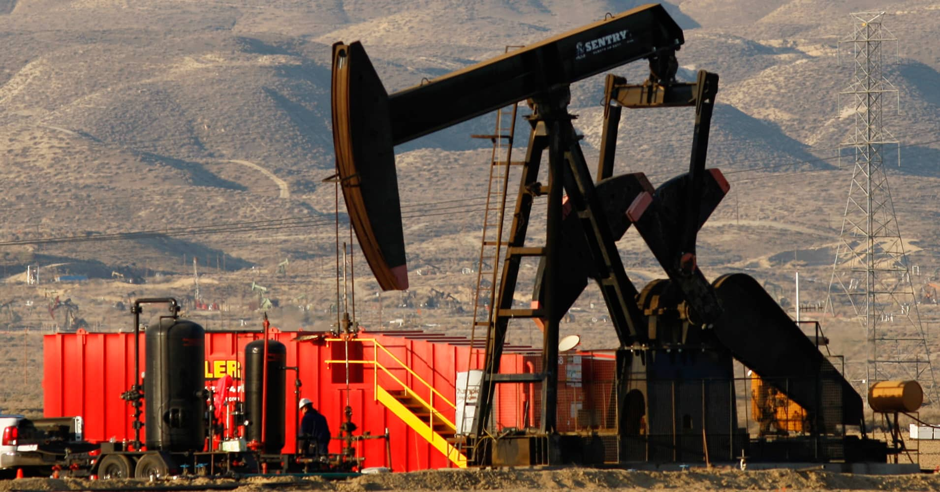 Producers could be getting their appetite for investment back with oil at $65