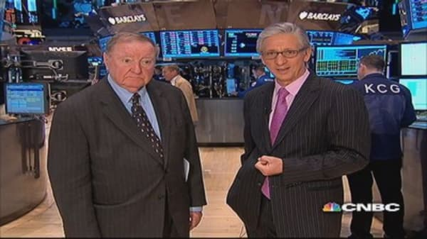 Cashin says: Market's search for scapegoats