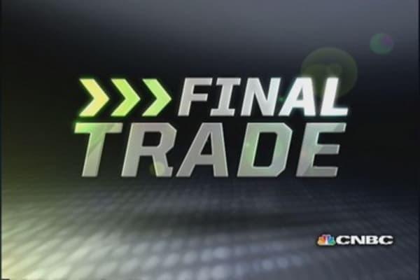 FMHR Final Trade: IBN, VALE, C, DE