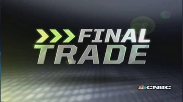 Fast Money Final Trade: RSX, TLT, NADL, CBS