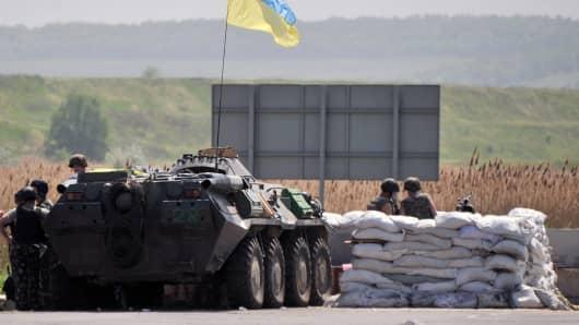 UKRAINE-RUSSIA-POLITICS-CRISIS-MILITARY