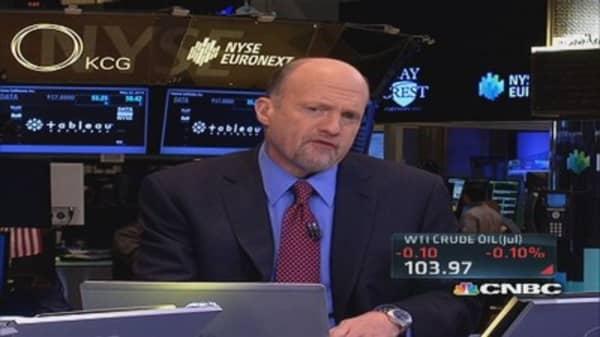 Cramer's stocks to watch: BBY & SHLD