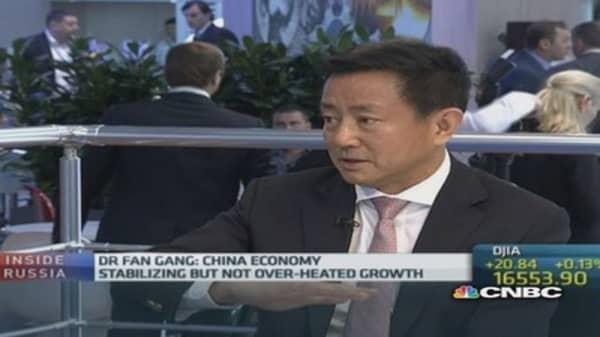 'Ridiculous' to claim China manipulates yuan: Pro